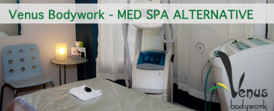 WHAT WE'RE KNOWN FOR: MED SPA ALTERNATIVE