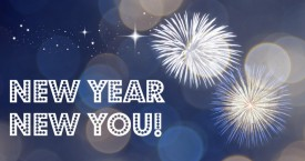 New Year – New You: Five Tips To Succeed at Your New Year's Resolutions